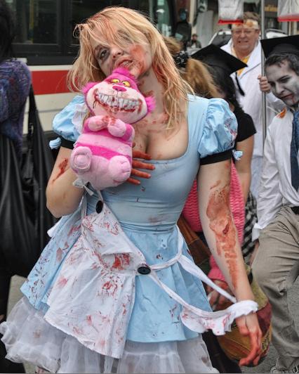Zombie, escort, nuevoloquo