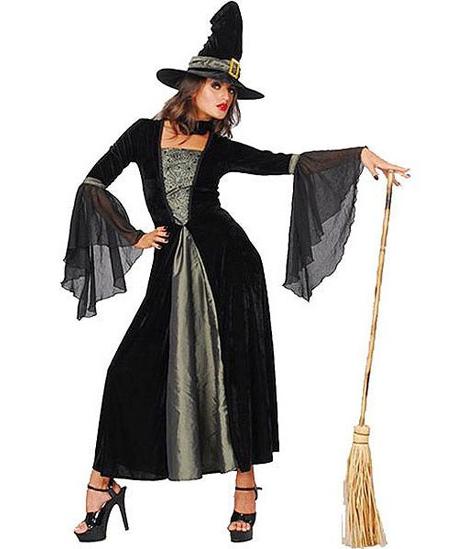 bruja, disfraz, nuevoloquo