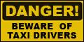 taxistas, peligro