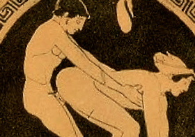 Al Grecia clásica regulaba la prostitución