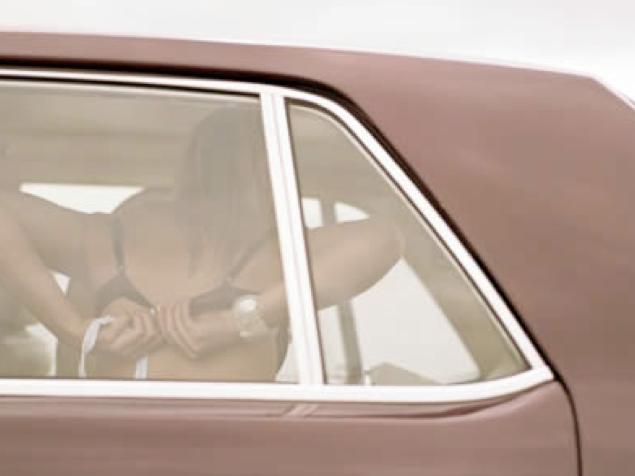 Sexo en el auto