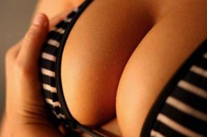 Es difícil imaginar algo más hermoso que unos senos