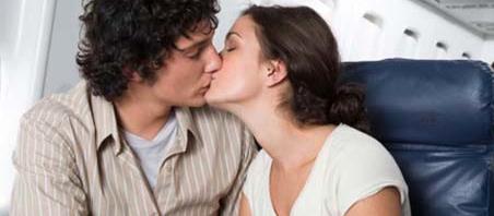 Tips para sener sexo en el avión