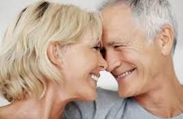 Los hombres mayores y el apetito sexual