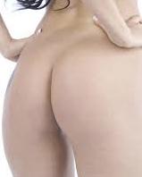 El blanqueamiento anal