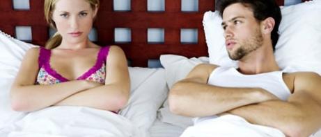Los problemas sexuales en la vida de pareja