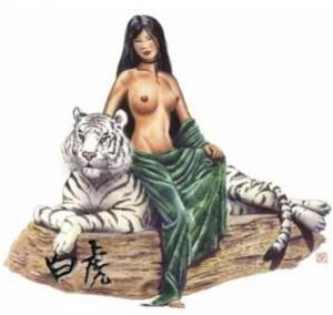 Tigresas Blancas