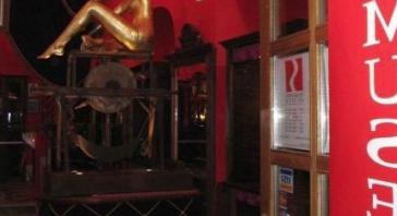 El Museo del sexo de Praga