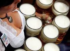 Sexo y cerveza fría