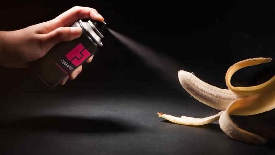 Condón en aerosol