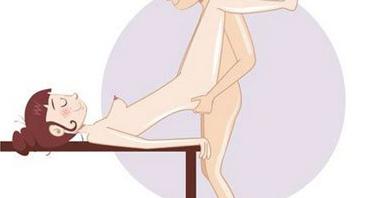 Postura sexual de la mariposa