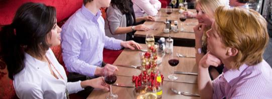 Sexo en las cenas de empresa por Navidad