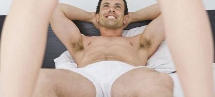 El perineo masculino