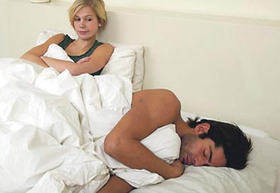 Cansancio y sexo