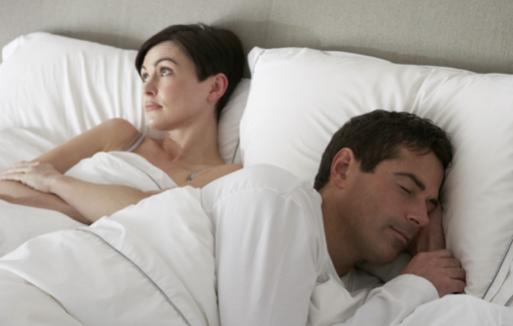 El sueño después del sexo