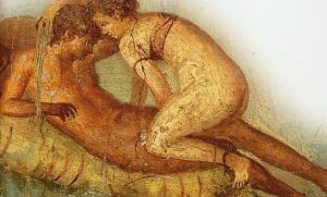 Prostitución en al antigua Roma