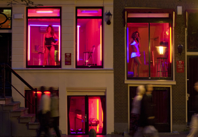 Bruselas y el sexo