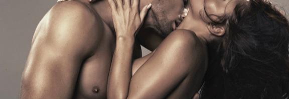 Hombre y mujer sexy