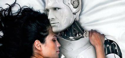 Sexo como un robot