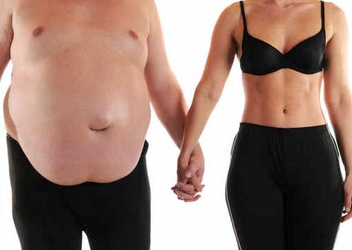 Sobrepeso y sexualidad