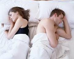 Compartir cama sin sexo