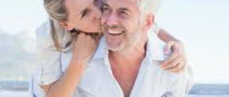 Los hombres mayores y el sexo