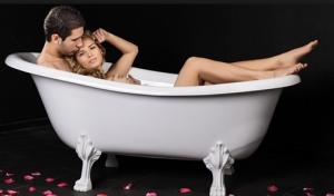 Placer en el baño