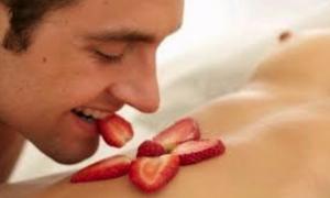 Comida y sexo
