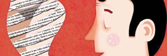 Dejarse erotizar por la lectura