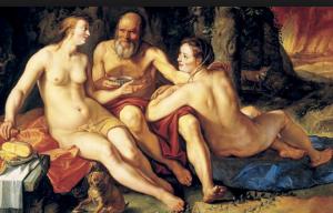 Prostitución en la antigüedad