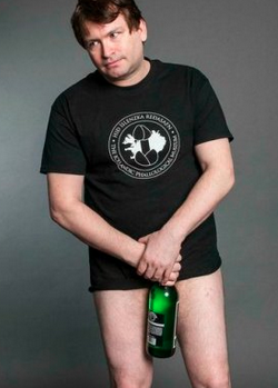 Un pene enorme