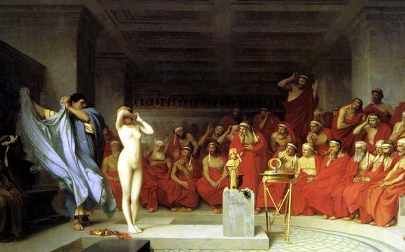 Los órígenes de la prostitución