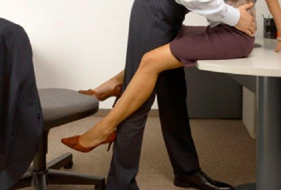 Sexo en el trabajo