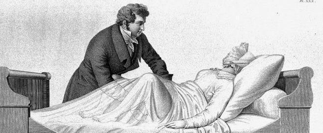 La histeria femenina