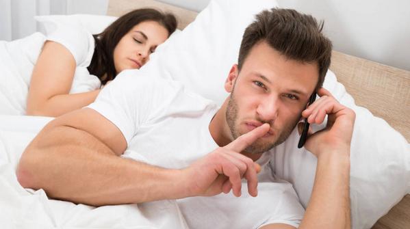 La infidelidad