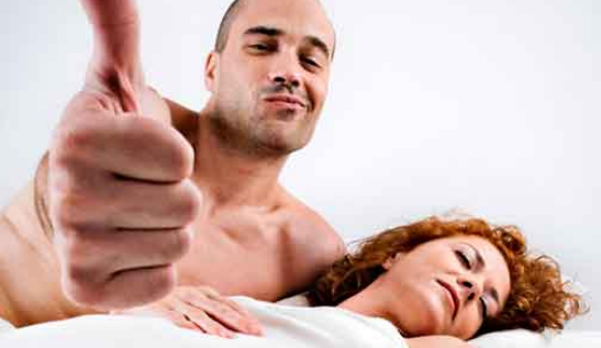 Los españoles mejoramos en el sexo