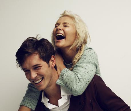 El sentido del humor en la pareja