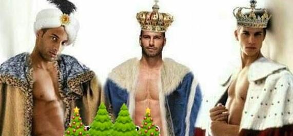 Ya han venido los Reyes Magos