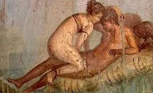 Pompeya y el sexo