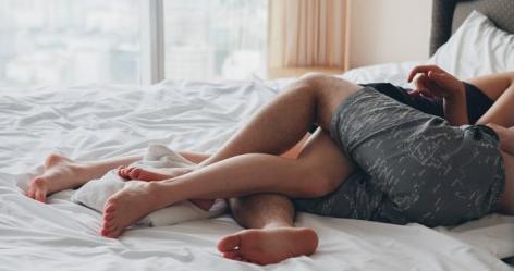 Descenso en las relaciones sexuales de pareja