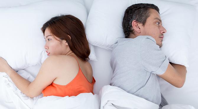 Matrimonio sin sexo (parte 1)