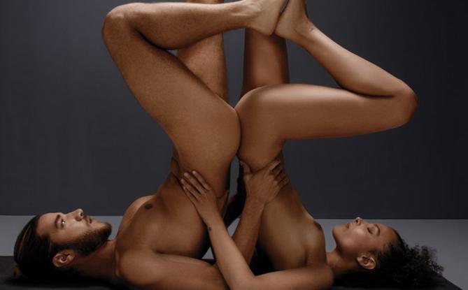 Yoga para sexo