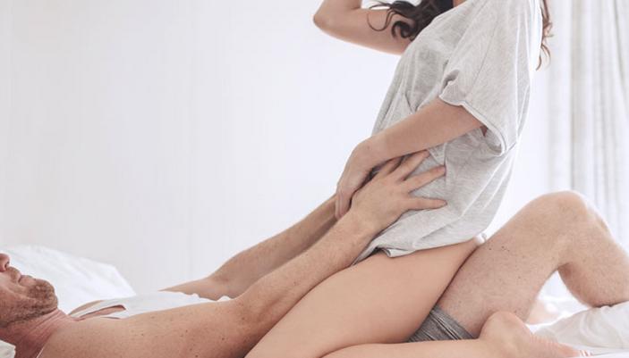 Posturas sexuales para principiantes