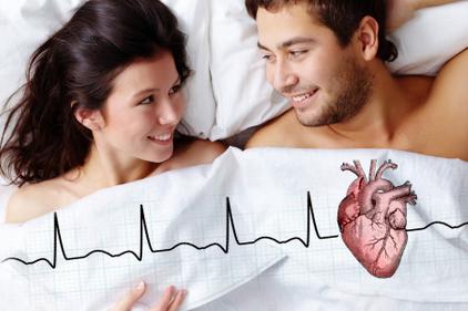 Cómo un corazón sano puede afectar tu vida sexual