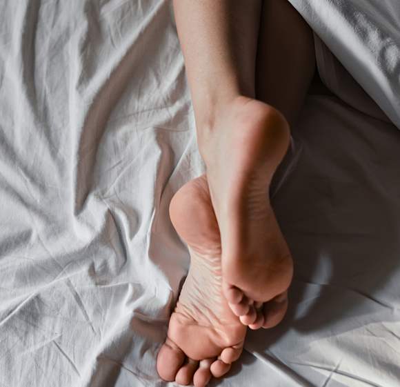 Descubrir el fetiche de pies