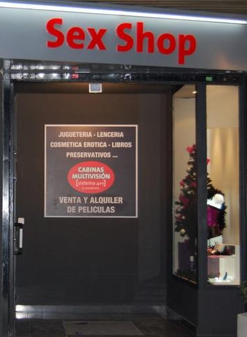 Sex shop: tienda física u online