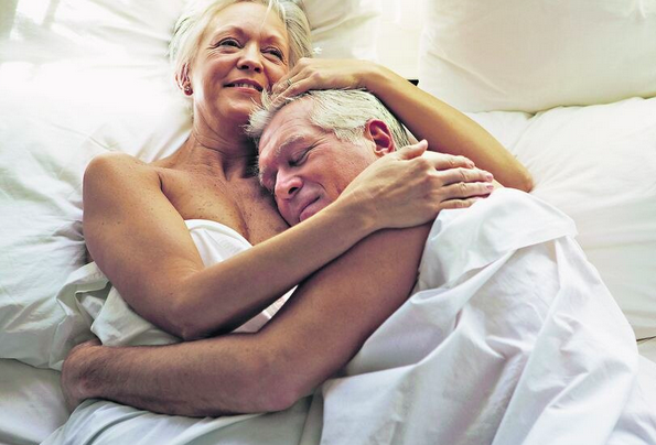 El sexo y las personas mayores
