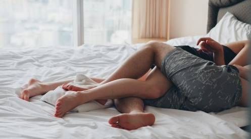 Etapas de las relaciones sexuales